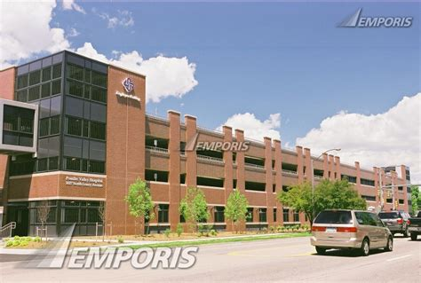 Fort Collins Parking Garage by Employee Parking Garage Fort Collins 1154157 Emporis