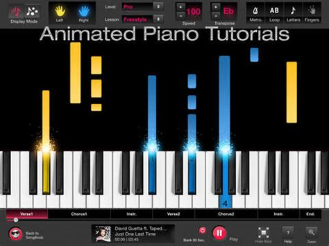 online tutorial keyboard the best piano apps for ipad apppicker