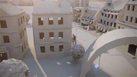 How To Make A City With Paper - maciek janicki paper city slowed 2013