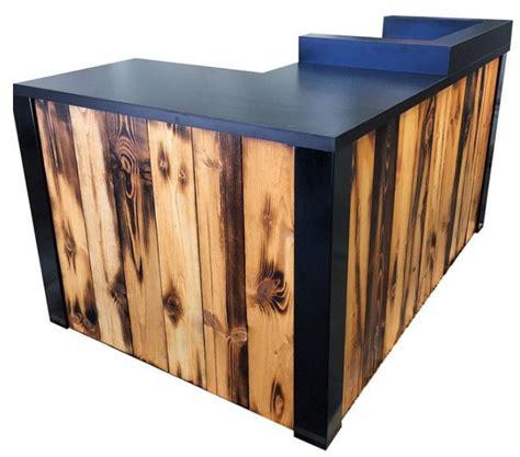 reclaimed wood l shaped desk 7 most expensive l shape office desks furniture