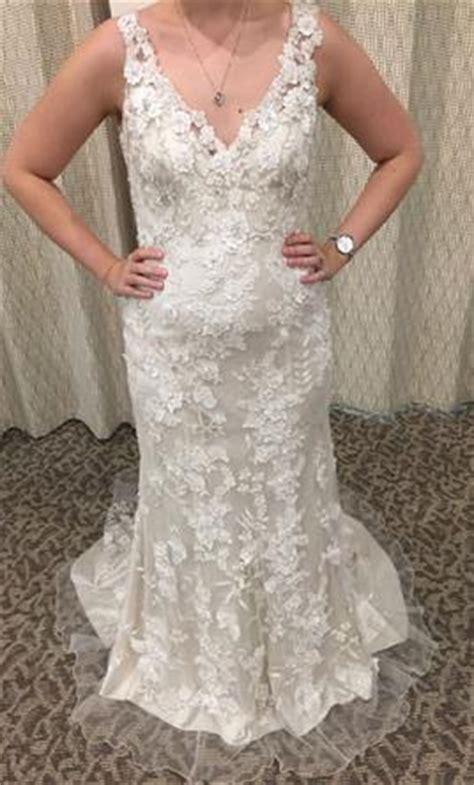 allure bridal 8800 allure bridals 8800 800 size 10 used wedding dresses