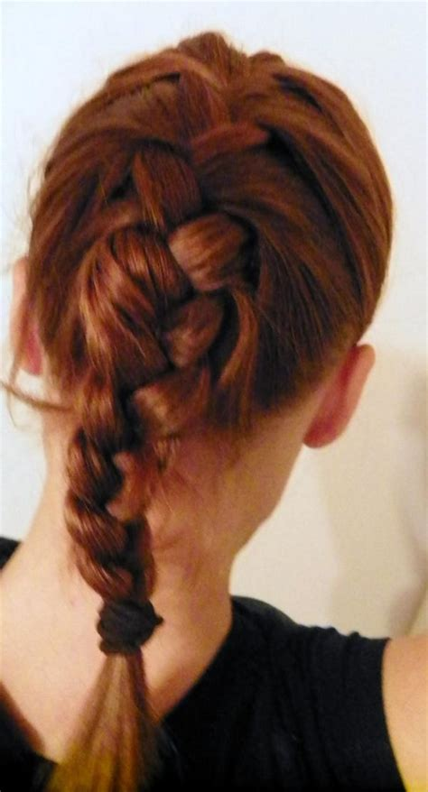 hairstyles braids for medium length hair easy braid hairstyles for medium hair
