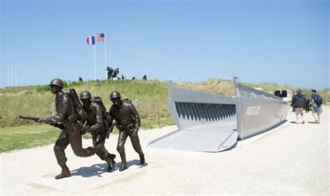 higgins boat memorial columbus ne columbus memorial replicated on utah beach nebraska news