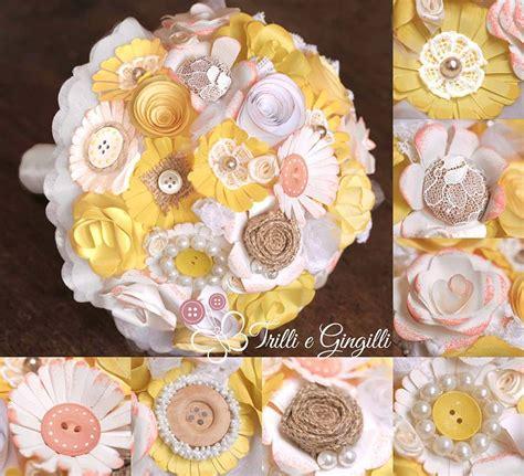 bouquet fiori carta bouquet con fiori di carta ecco i pi 249 belli e originali