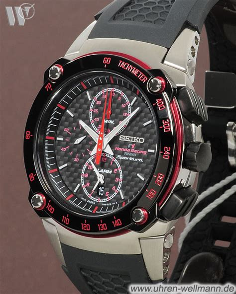 Seiko Snd791 F1 Honda Racing Team seiko sportura honda f1 racing team chronograph snac03p1