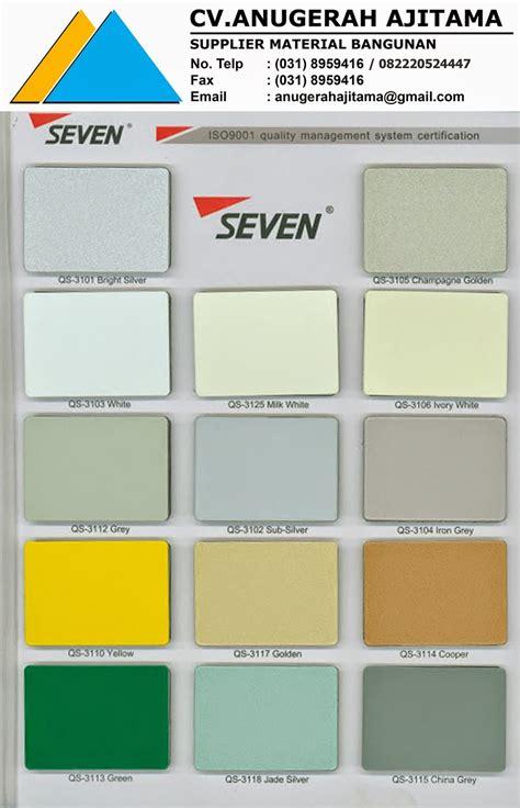 Panel Seven supplier bahan bangunan jual bahan bangunan jual