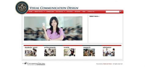 visual communication design indonesia visual communication design universitas ciputra jasa