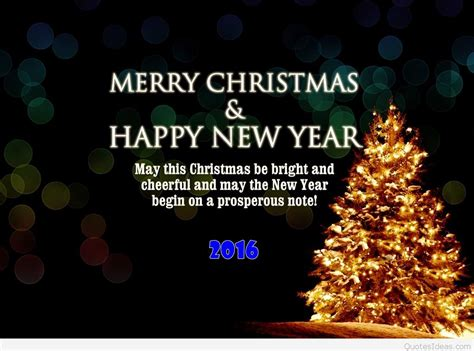 merry christmas and happy new year best wishes 2016