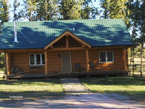 Cabins In South Dakota by Front Of Cabin J B S Getaway South Dakota Black