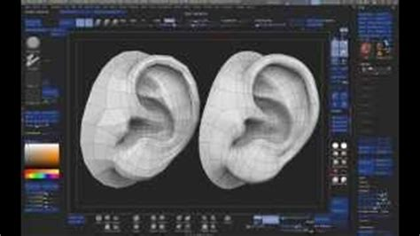 zbrush tutorial ear 88 best images about zbrush tutorials on pinterest