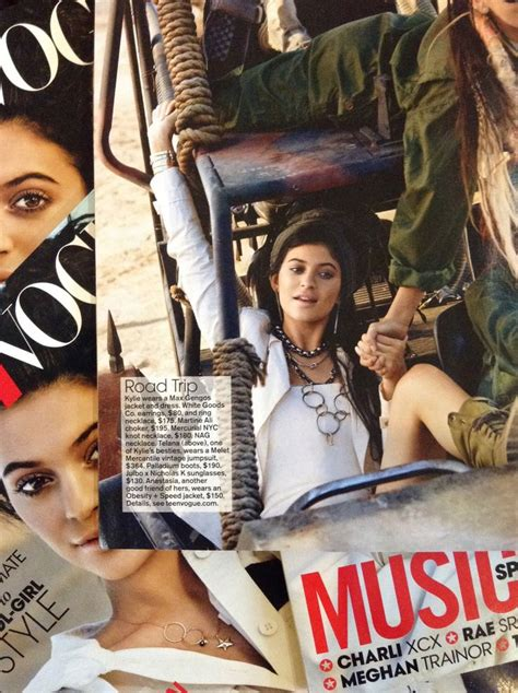 teen vogue kylie jenner 17 best images about max gengos on pinterest posts
