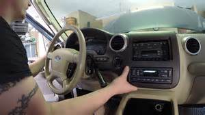 2003 2006 ford expedition front temperature blend door