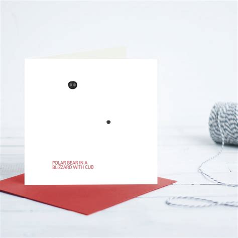 Funny Gift Cards - funny christmas cards by quirky gift library notonthehighstreet com