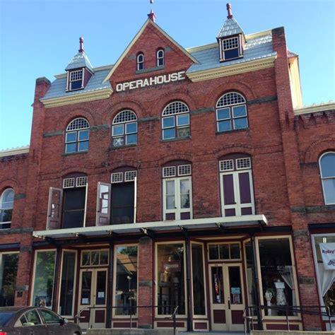 Earlville Opera House by Earlville Opera House 2016 Joey Skaggs
