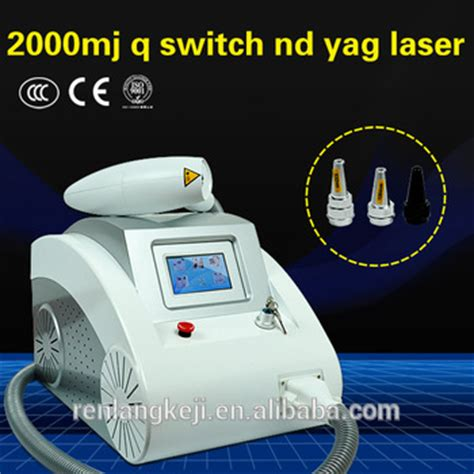 latest laser tattoo removal technology new technology q switch nd yag laser alexandrite