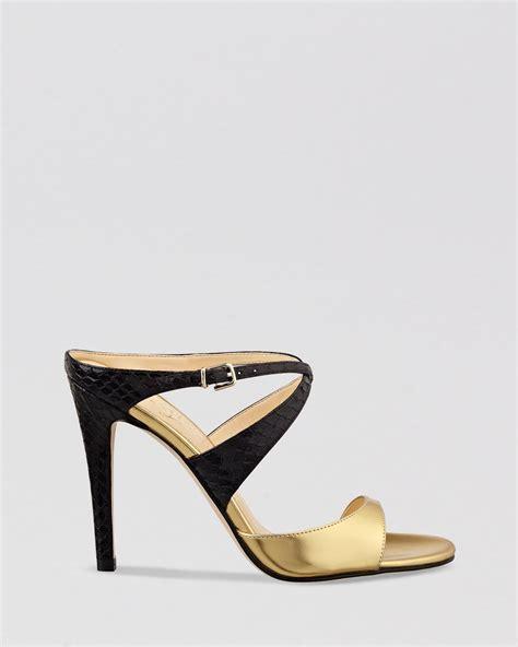 black high heel evening shoes ivanka mule evening sandals davlyns high heel in
