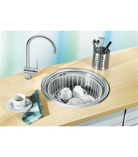 Blanco Kitchen Sink Accessories Blanco Rondosol Kitchen Sink Stainless Steel Mancini Mancini Shop