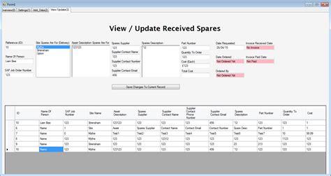 tutorial vb net dataset vb net saving data to dataset that has been set up