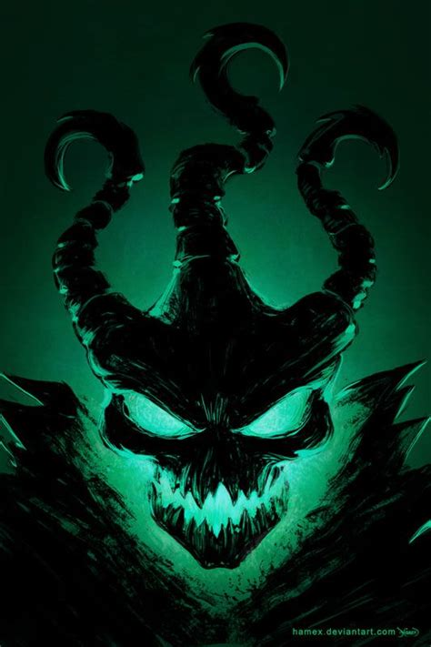 thresh fan art by hamex on deviantart digital art