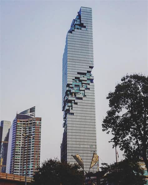 mahanakhon skyscraper modern architecture skyscrapers and bangkok