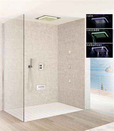 soffione doccia incasso configurazioni doccia 4 uscite wellness firunico 174 di