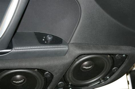 Audi Tt 8j Lautsprecher by Audi Tt 8j Doorboards Mit 3 Wege Soundsystem Jehnert