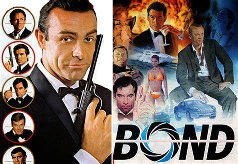 Kaos Ordinal 20th Century Fox Studio festejos alrededor mundo por aniversario de bond