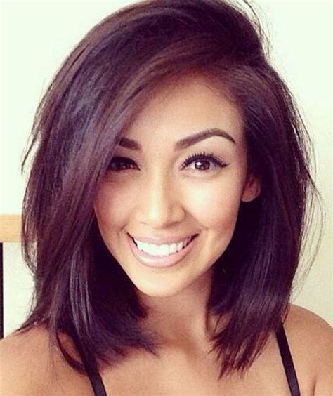 shoulderlength volume haircut 25 super cute medium haircuts