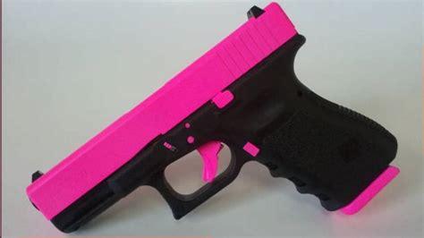 colored handguns ammoland feed focus on gun color is farcical ammoland