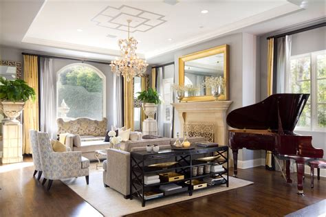 Light Blue And Gold Living Room by Light Blue And Gold Living Room Living Room Eclectic With