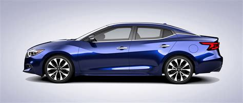 New York 2015 Nissan Maxima Revealed The Truth About Cars