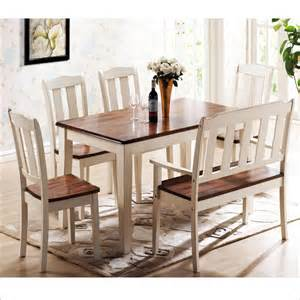 dining table with bench and chairs bench kitchen table kitchen remodeling ideas country table