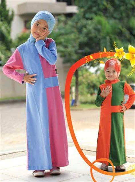 Busana Muslim Anak Cewek 1 koleksi gambar baju muslim anak perempuan terbaru 2015