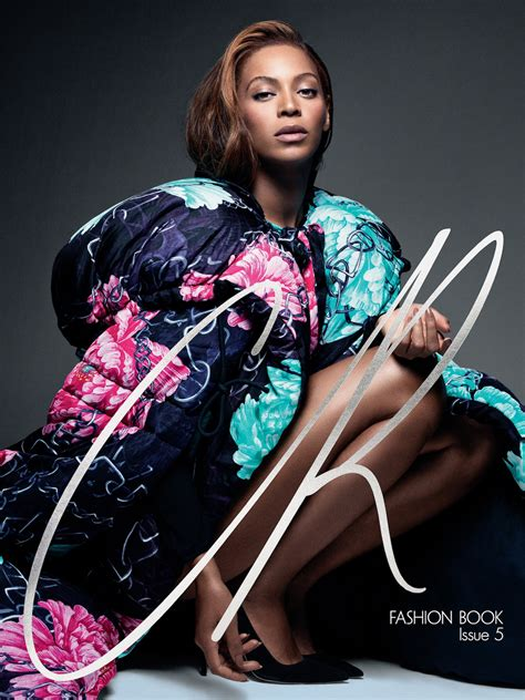 Beyonce On The Cover Of by Haute News Beyonce Covers Cr Fashion Book