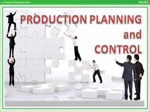 production planning control indonesian authorstream
