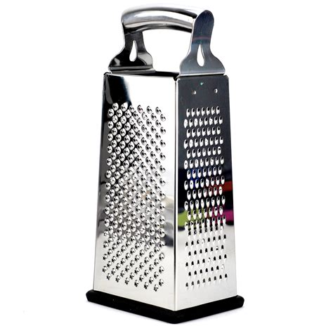 Food Grater, Professional Carrot Hand Cheese Grater   Stainless Steel   eBay