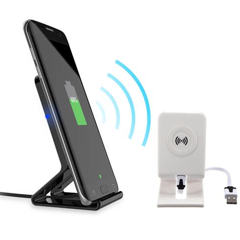 phone charging stand anti slip silicone wireless fast charging charger dock