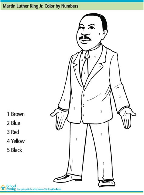 martin luther king coloring pages and activities worksheets printable mlk quotes quotesgram