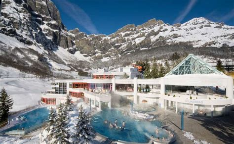 Bath And Showers discover switzerland s 9 most scenic outdoor thermal pools