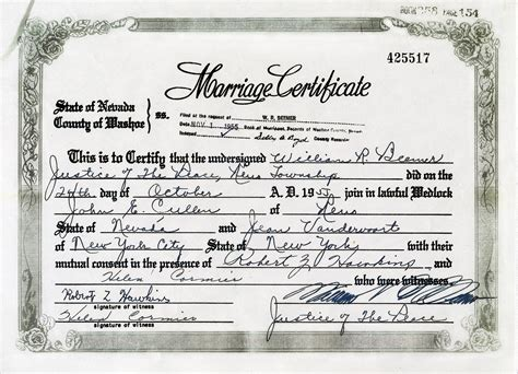 Reno Nv Marriage Records Residency Requirements Reno Divorce History