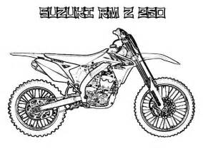dirt bike coloring free coloring pages on art coloring pages
