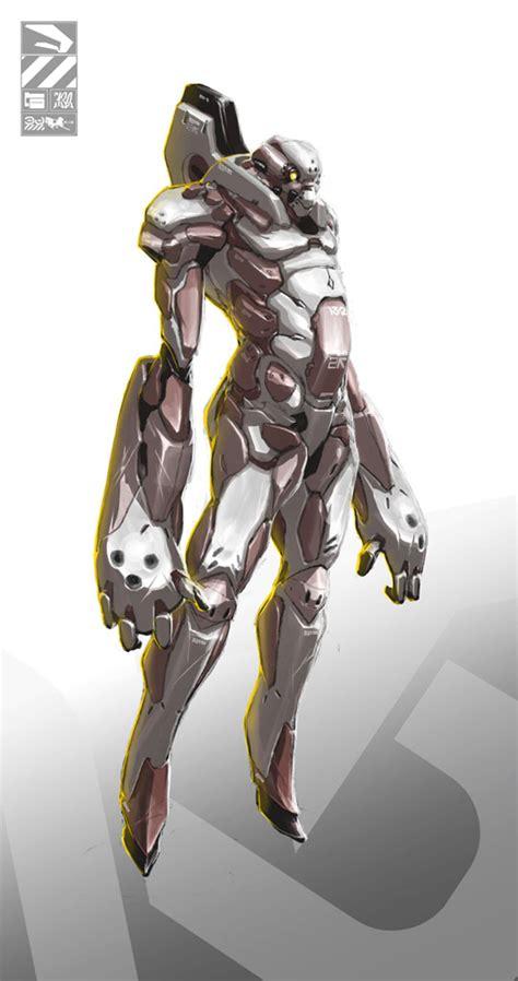 Anime Robot by Concept Robots