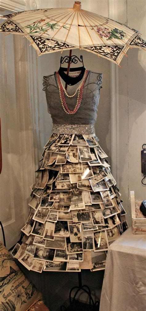 How To Make A Mannequin Out Of Paper Mache - 45 creative diy photo display wall ideas