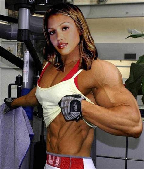 Female Bodybuilder Meme - advanced steroids for women steroidology