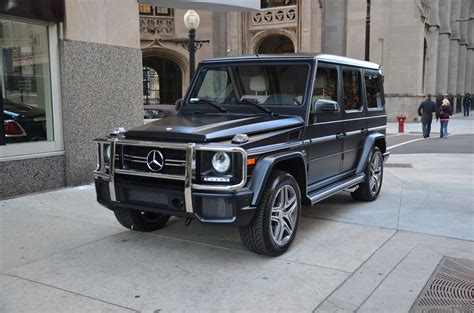 mercedes g wagon 2016 2016 mercedes benz g class g63 amg stock 45875 for sale
