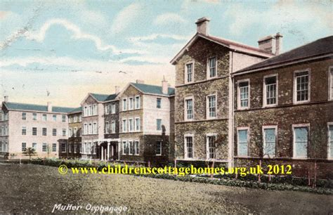 photo of home muller orphanage bristol