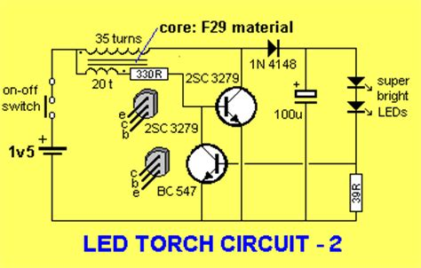 single inductor joule thief single inductor joule thief 28 images 1 watt led driver circuit 1 5v input modified joule