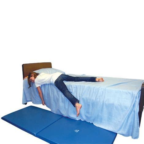 medline bedside folding floor mat fall mat and floor skil care soft fall folding bedside mat fall mat and