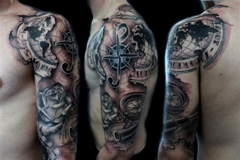top 100 best sleeve tattoos for men cool designs and