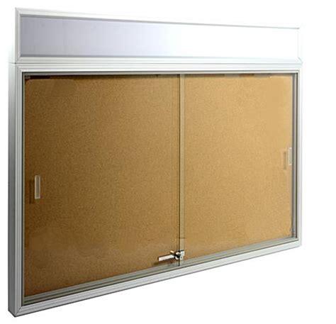 4' x 3' Indoor Notice Boards   Cork w/ Aluminum Frame
